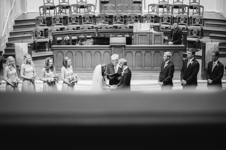 St Johns Church, Wedding Ceremony, Charlotte NC Wedding, wedding photography, wedding ceremony