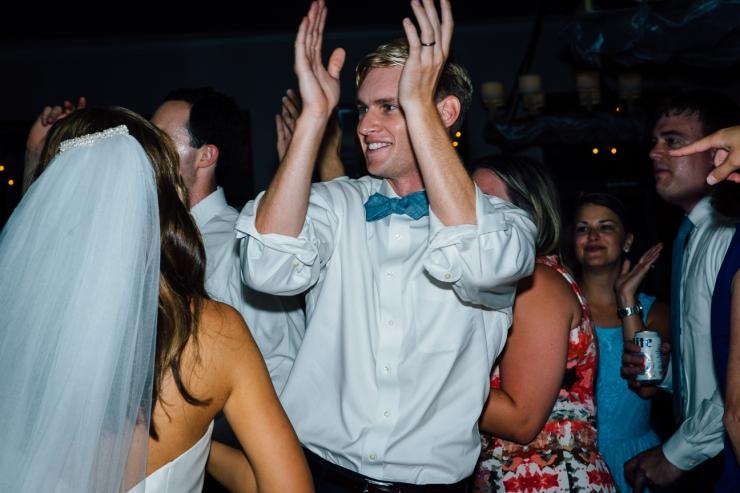 Carolina Golf Club, Wedding Reception, Charlotte NC Wedding, wedding photography, wedding ceremony, newlyweds dance at reception