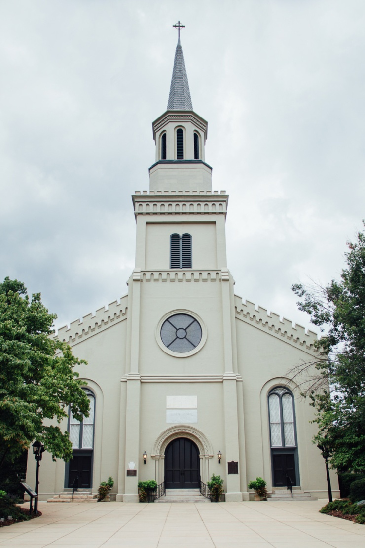 Image of First Presbyterian Church, Augusta GA